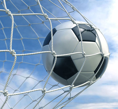 How to Make a Football Goal Net With Rope?