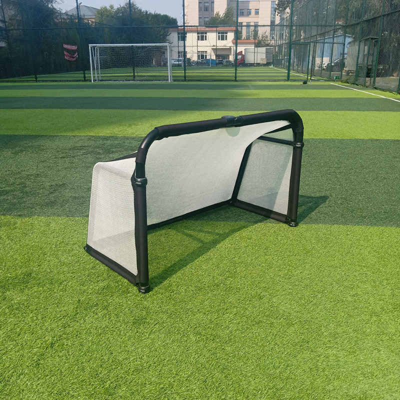 High Quality Aluminum folding hockey goal net